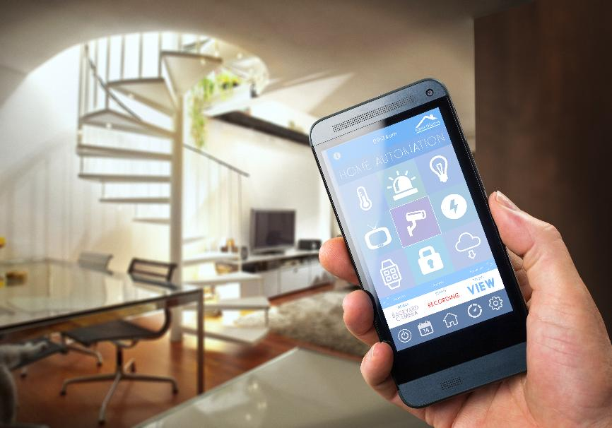 Smart Home from your smart phone with Smart Home Solutions, LLC
